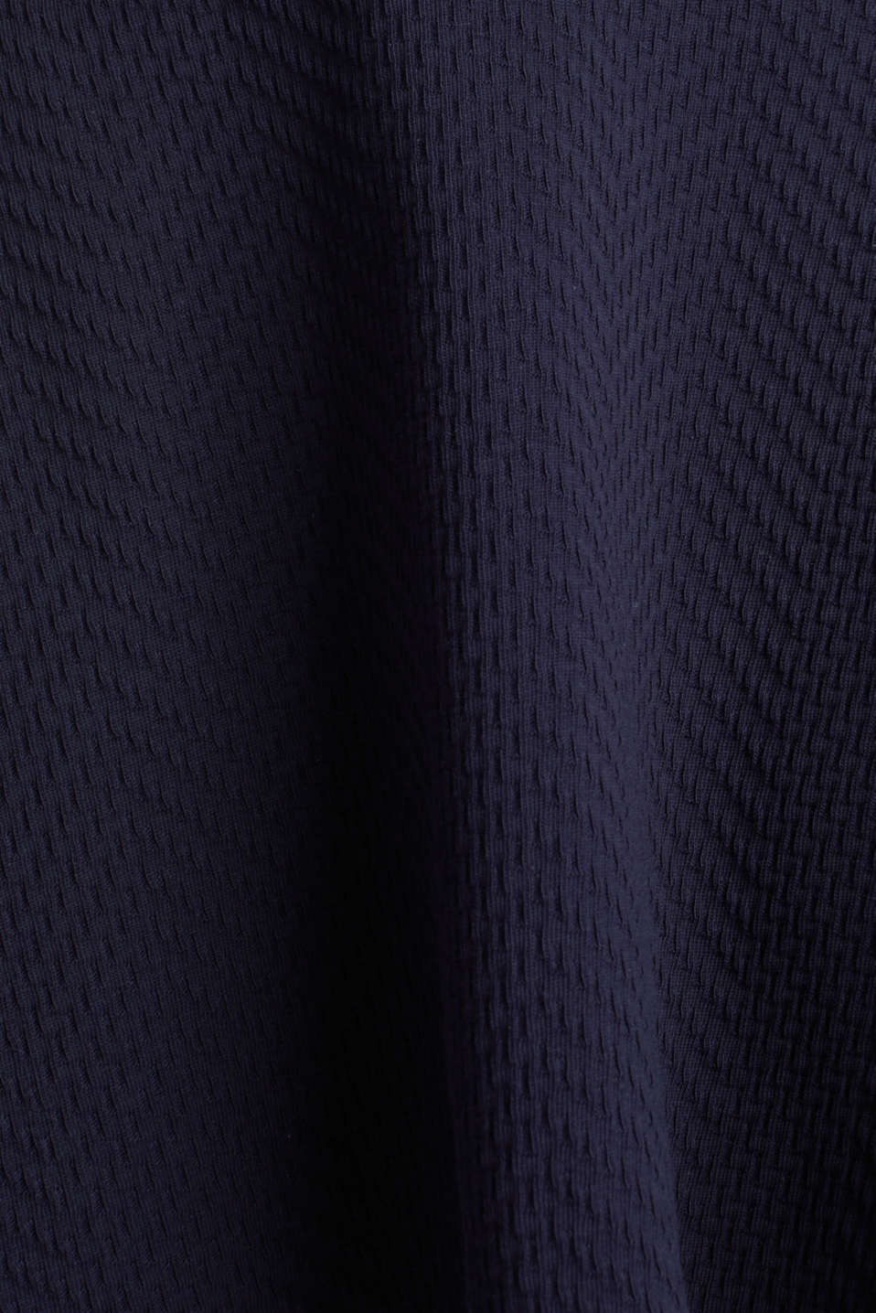 Jersey skirt made of 100% cotton, NAVY, detail image number 3