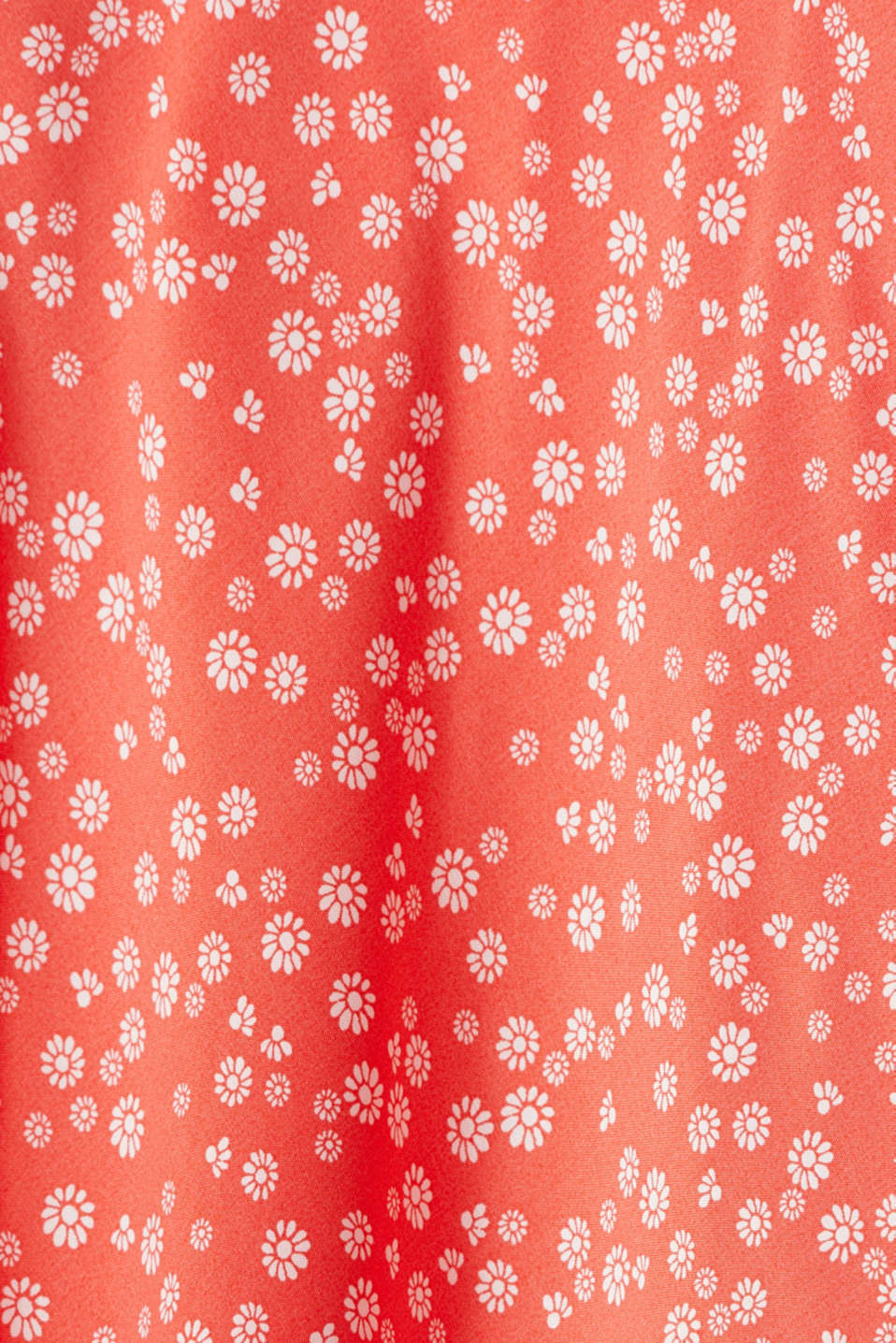 Printed skirt made of LENZING™ ECOVERO™, CORAL 4, detail image number 4