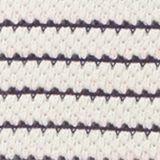 Jersey jurk met gestructureerde strepen, SAND, swatch