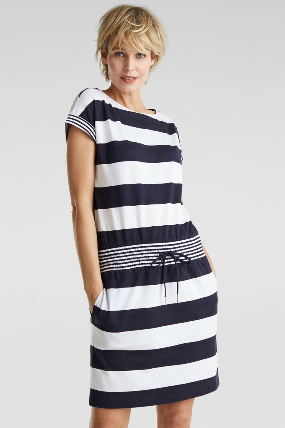 Esprit - Jersey-Kleid aus 100% Organic Cotton im Online ...