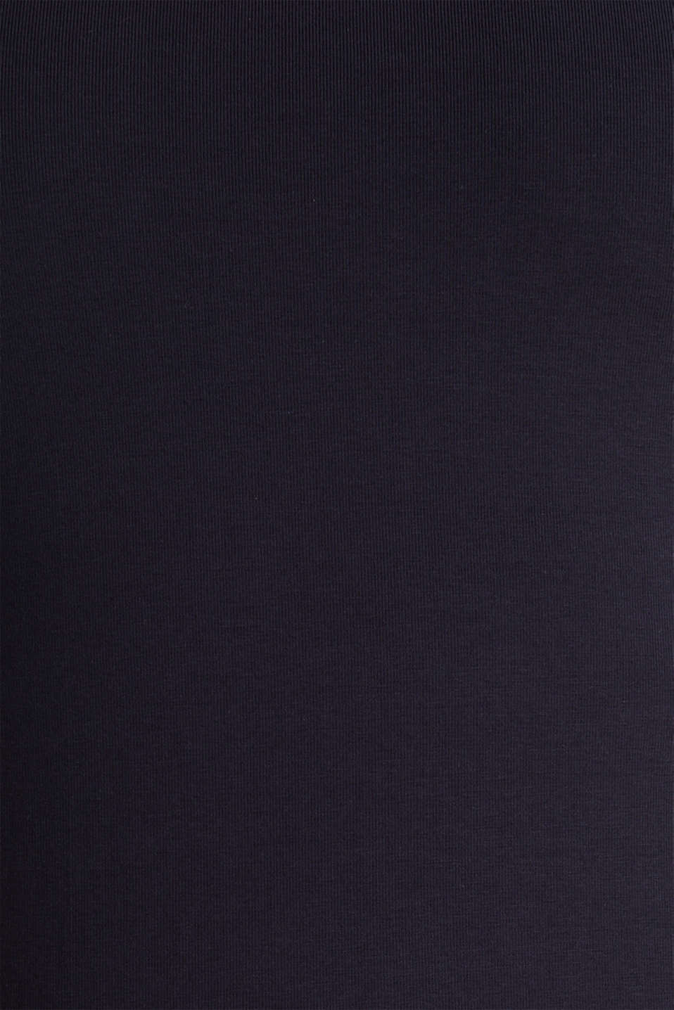 Jersey dress with organic cotton, NAVY, detail image number 4