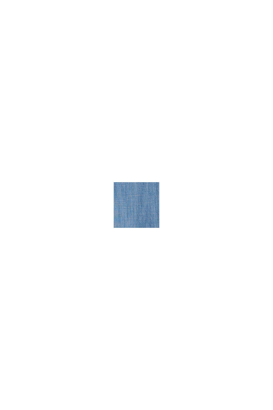 In TENCEL™: Abito in denim dalla linea ad A, BLUE MEDIUM WASHED, swatch