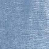 Aus Leinen-Mix: Bluse mit 3/4-Ärmeln, LIGHT BLUE, swatch