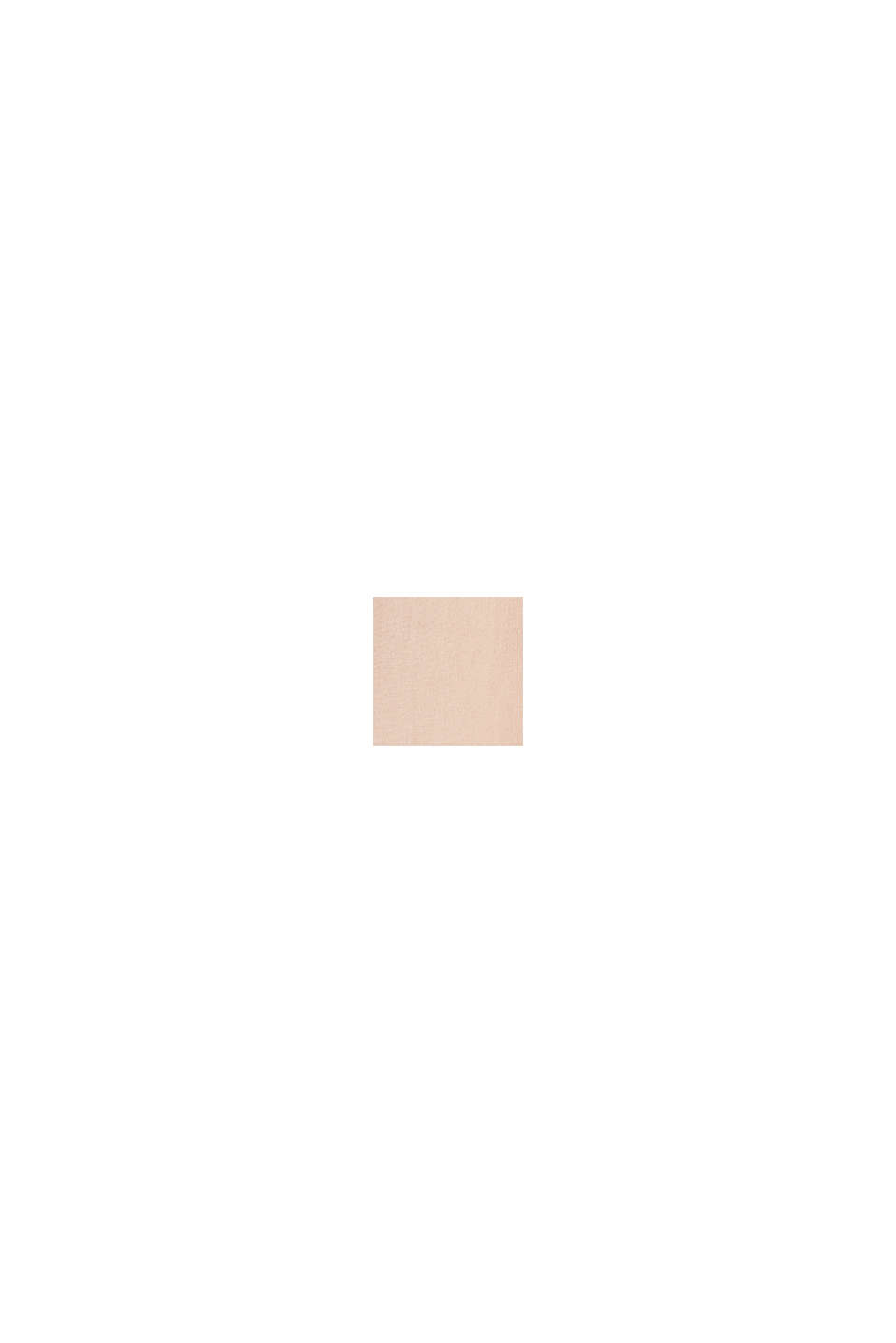 Blusa lunga EarthColors® in cotone, DARK OLD PINK, swatch