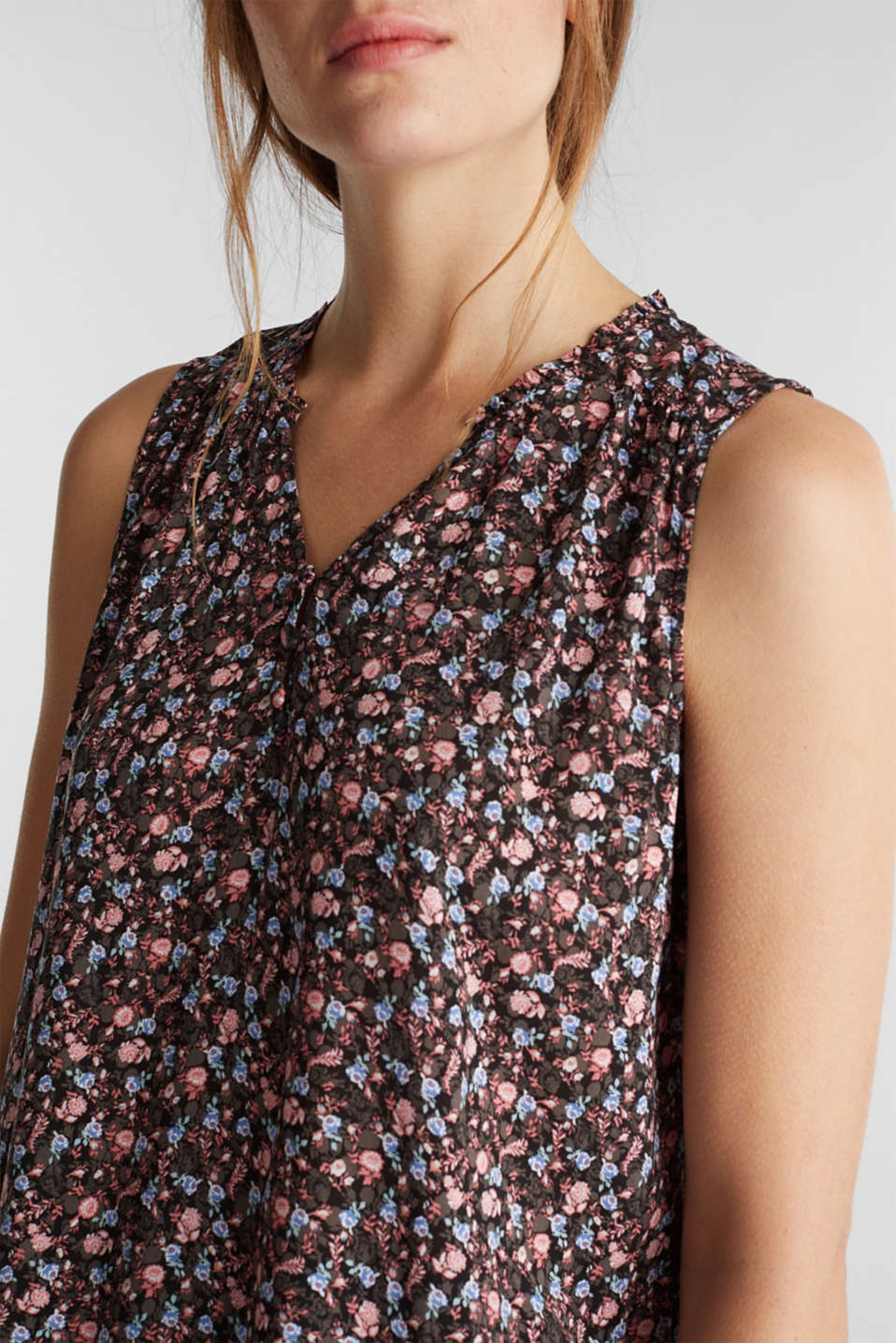 Blouses woven, BLACK 3, detail image number 2