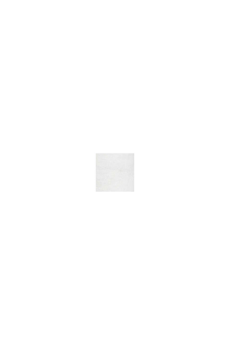 Cardigan aus 100% Organic Cotton, OFF WHITE, swatch