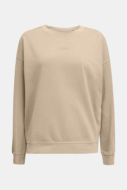EarthColors® cotton sweatshirt