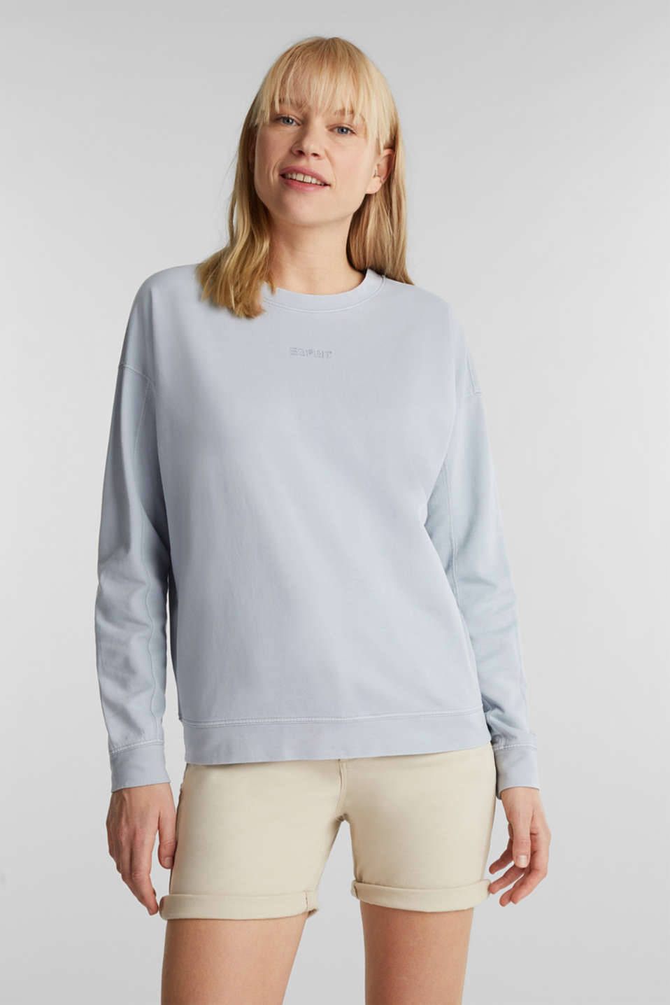 Esprit - Sweat-shirt EarthColors®, coton