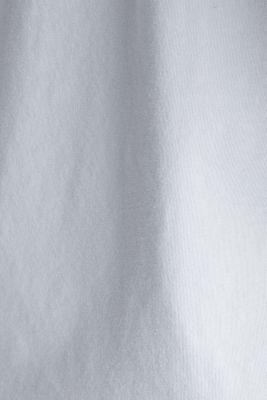EarthColors® cotton T-shirt, LIGHT BLUE LAVENDER, detail