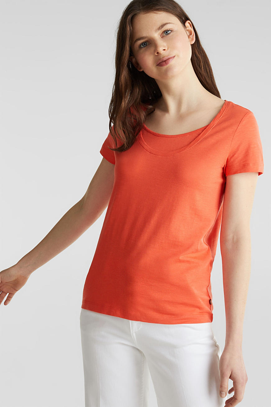 Layer-Shirt aus 100% Organic Cotton