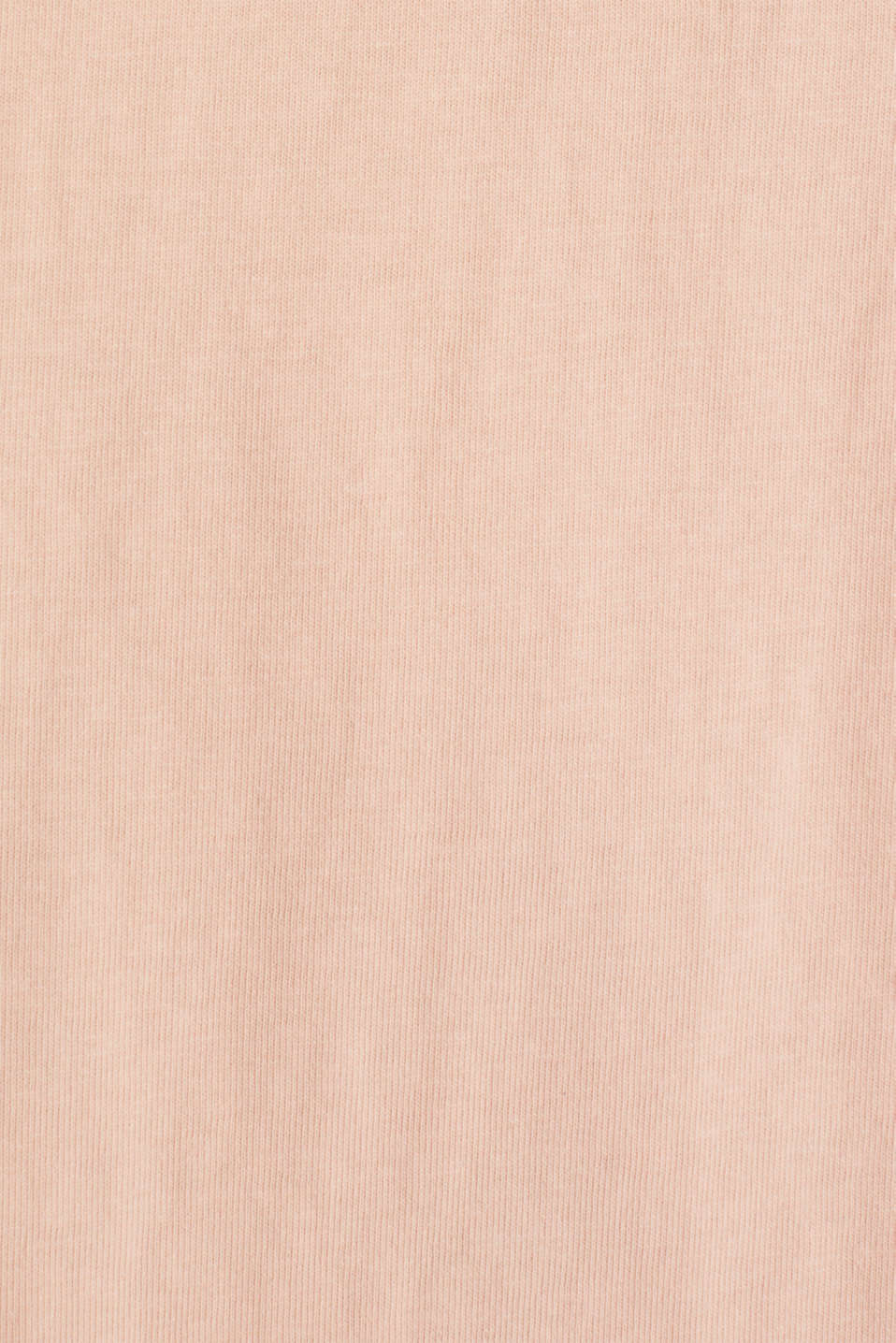 Printed T-shirt in 100% cotton, PEACH, detail image number 4