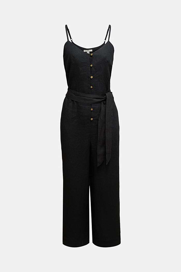 Dungarees made of 100% linen