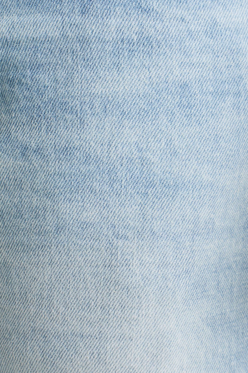 Super stretch jeans with a stone wash, BLUE LIGHT WASH, detail image number 4