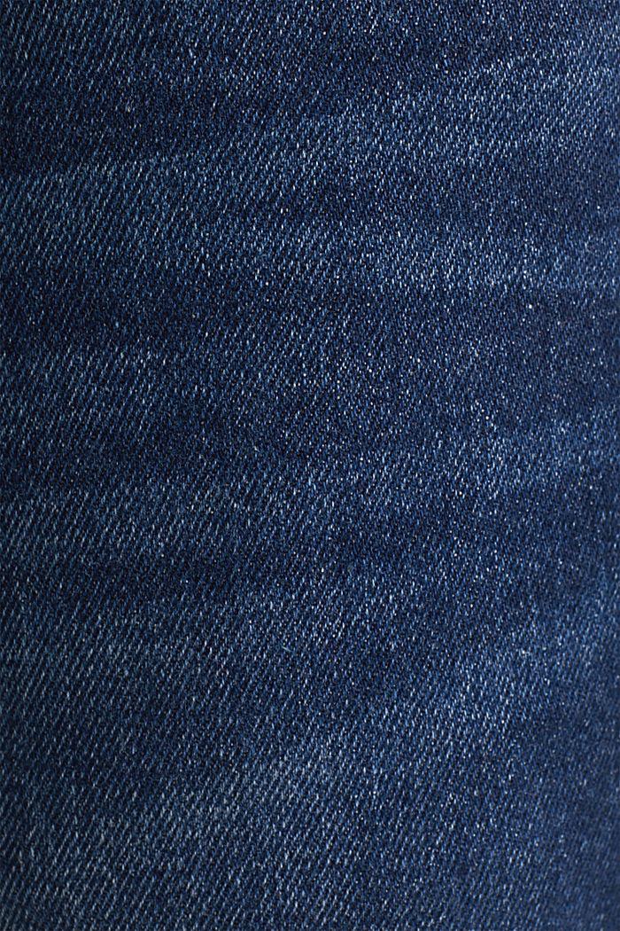 Denim-Shorts mit Organic Cotton, BLUE DARK WASHED, detail image number 5