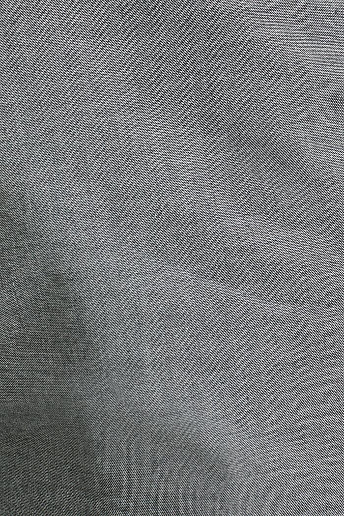 Bermuda mit Organic Cotton, DARK GREY, detail image number 3