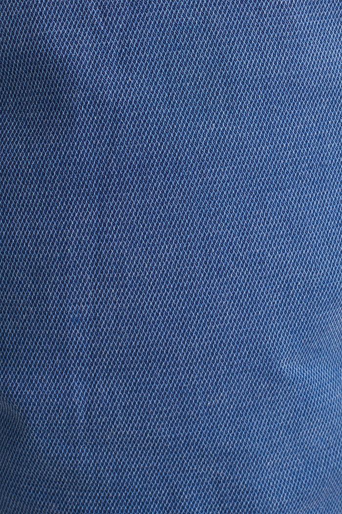 Shorts mit Wasch-Effekt, BLUE, detail image number 4