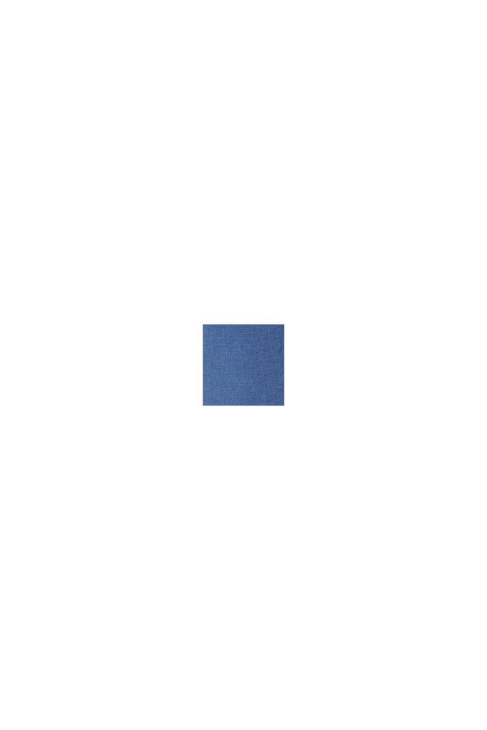 Short à effet délavé, BLUE, swatch