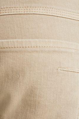 EarthColors®: Stretch Bermuda shorts, BEIGE, detail