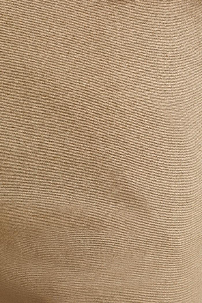 Shorts mit COOLMAX®, Organic Cotton, BEIGE, detail image number 4