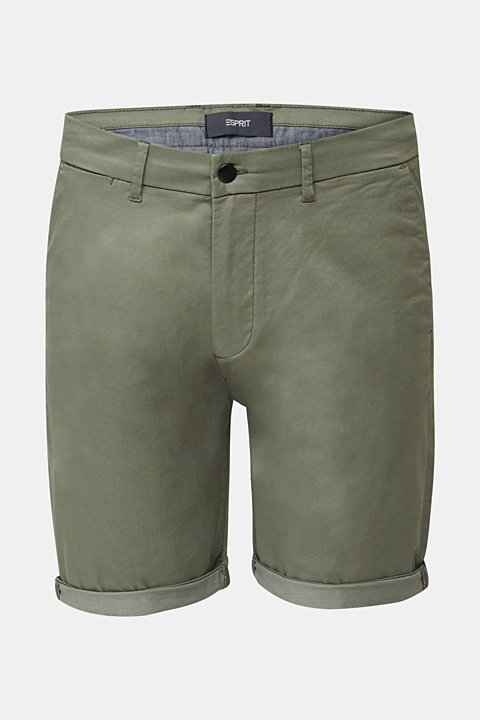 Shorts with COOLMAX®, organic cotton