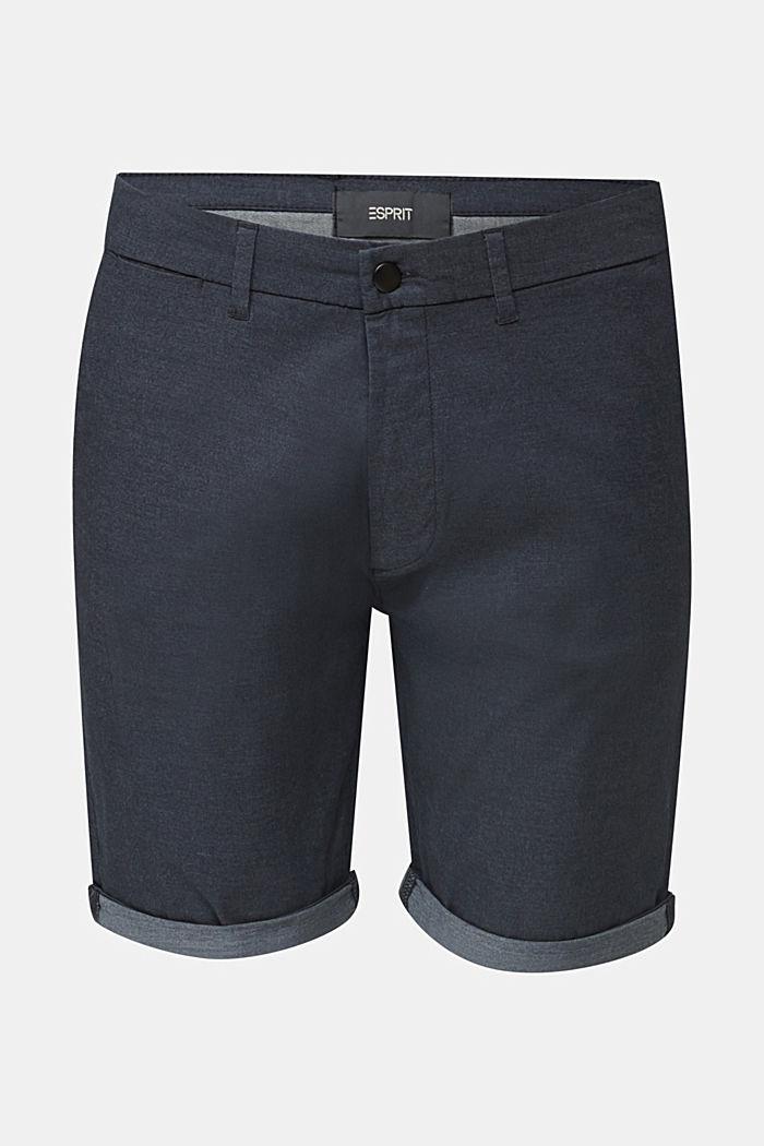 Shorts mit COOLMAX®, Organic Cotton, NAVY, detail image number 6