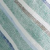100% linen: Striped shirt, TEAL GREEN 3, swatch