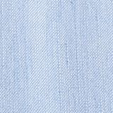 Linen blend: shirt with a stand-up collar, LIGHT BLUE 5, swatch