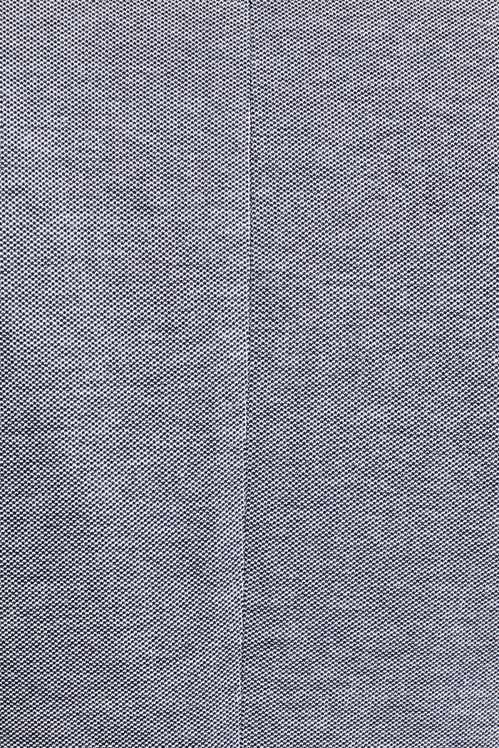 Jersey jacket made of 100% cotton, MEDIUM GREY, detail image number 5