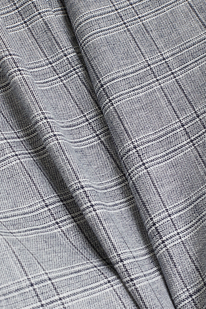 SUMMER CHECK Mix + Match Sakko, BLUE, detail image number 5