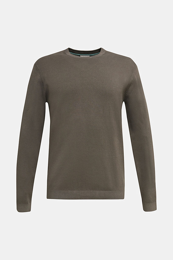 Earthcolors®: Baumwoll-Pullover