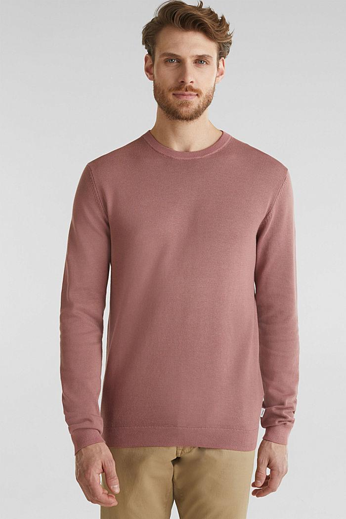 EarthColors®: cotton jumper