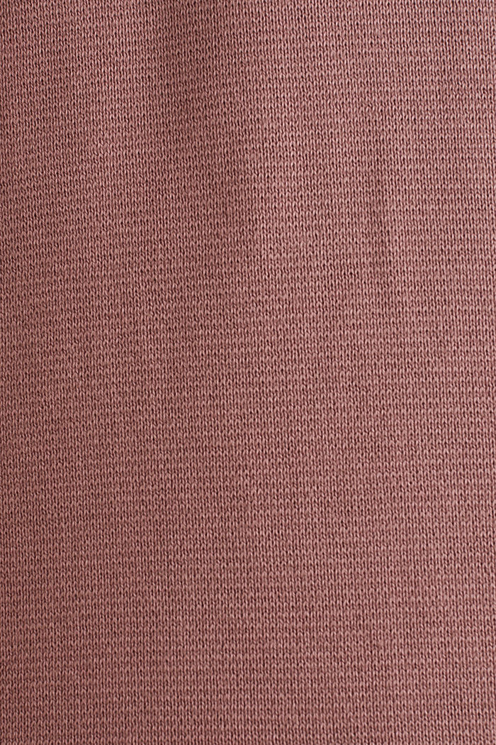 EarthColors®: cotton jumper, BLUSH, detail image number 4