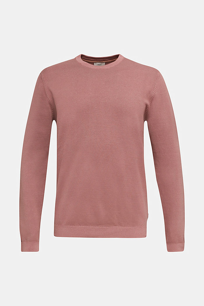 EarthColors®: cotton jumper, BLUSH, detail image number 6