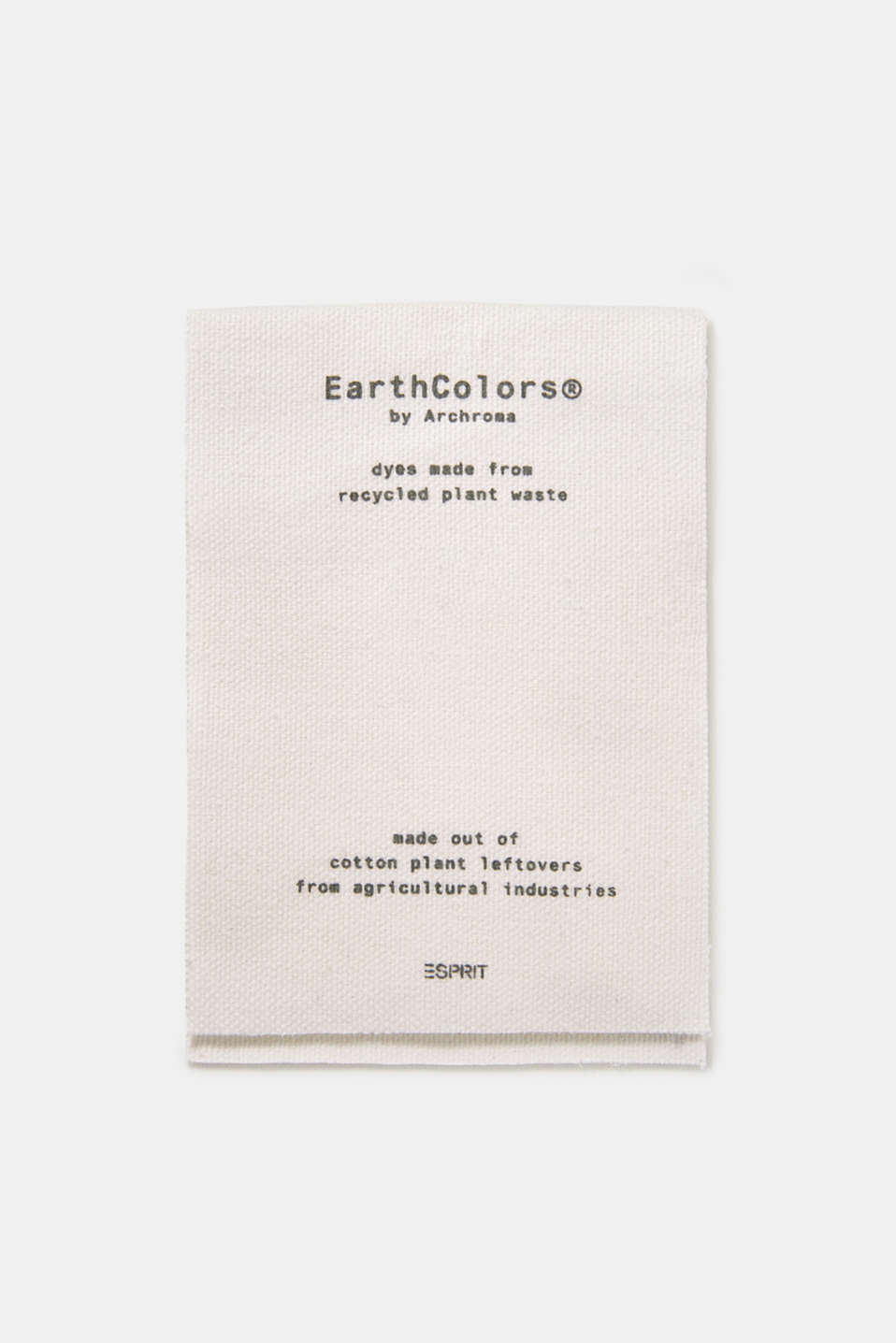 EarthColors®: cotton sweatshirt, DARK KHAKI 2, detail image number 6