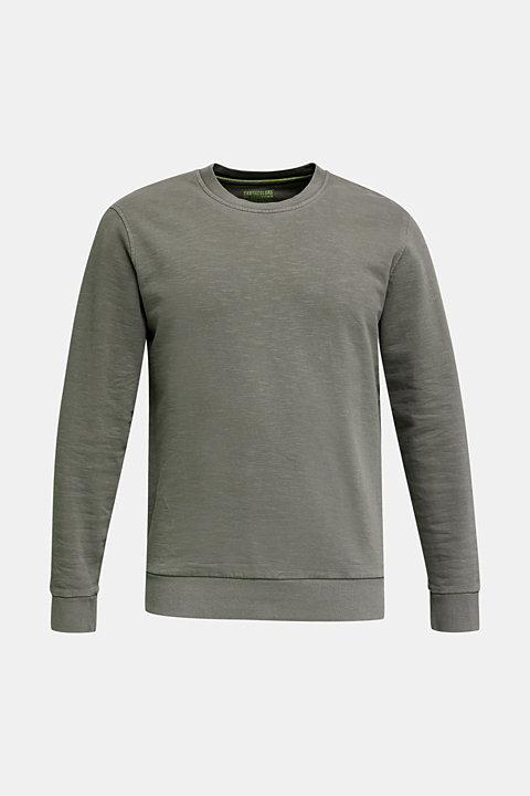 EarthColors®: cotton sweatshirt