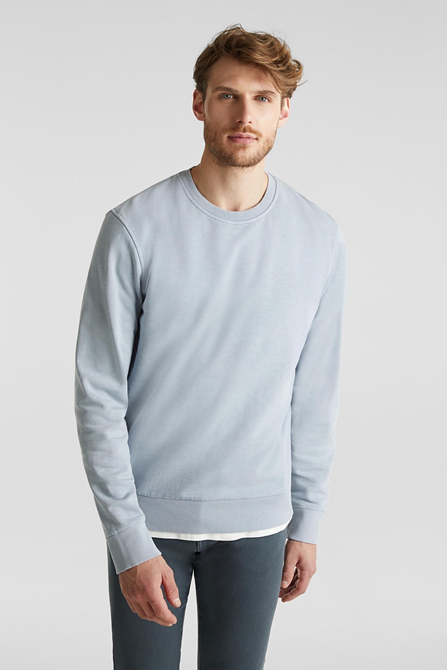 EarthColors®: Baumwoll-Sweatshirt