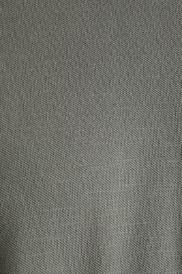 EarthColors®: piqué top, DARK KHAKI 2, detail