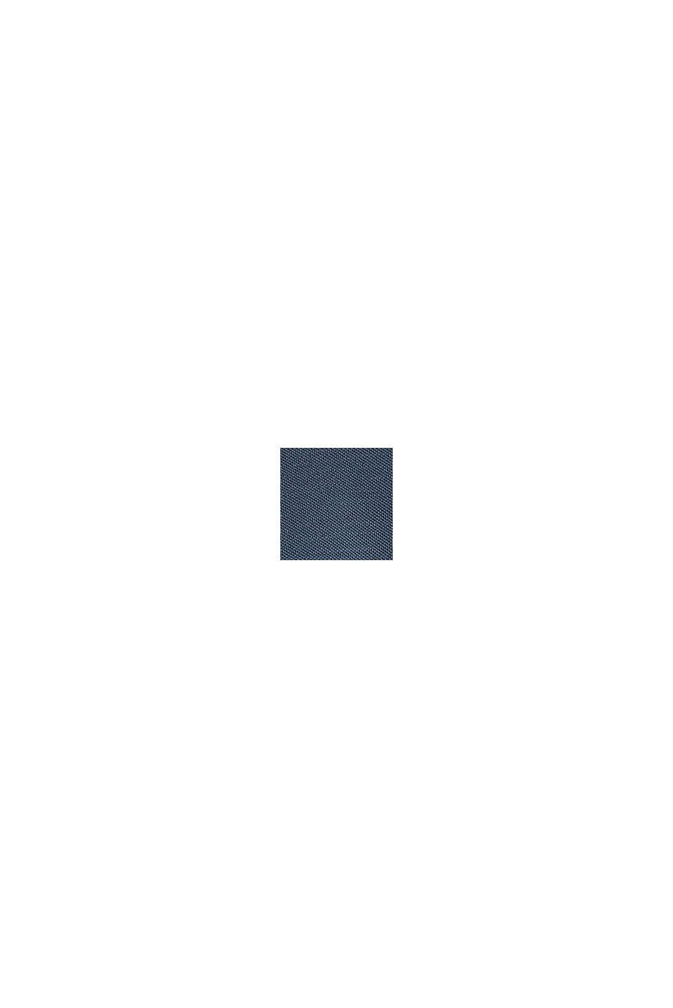 EarthColors® : t-shirt en maille piquée, NAVY, swatch