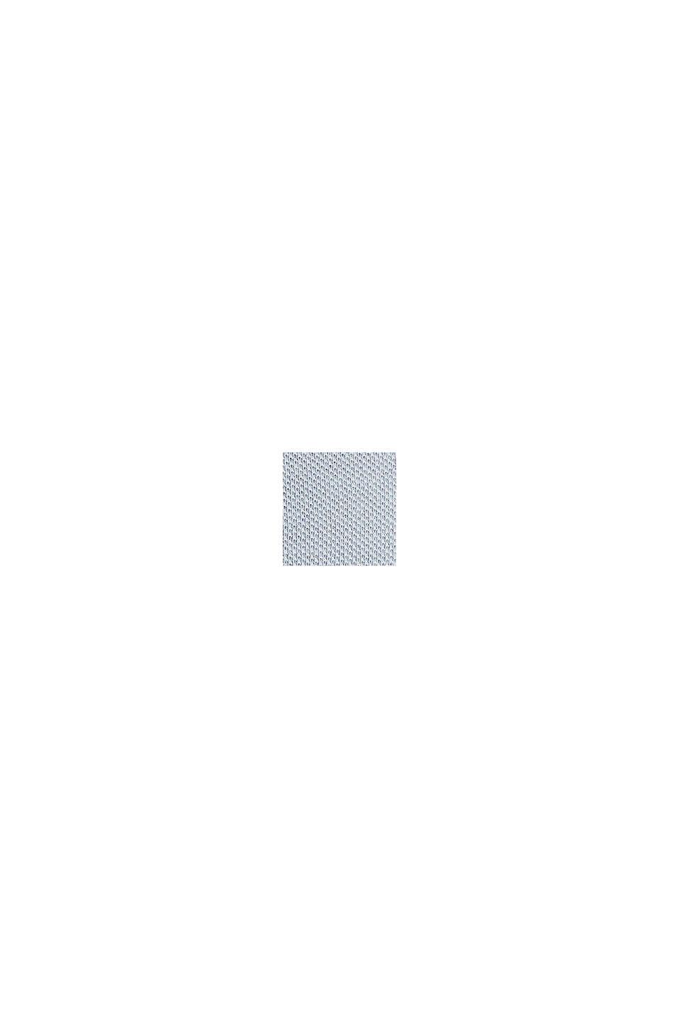 EarthColors®: Piqué-Shirt, PASTEL BLUE, swatch