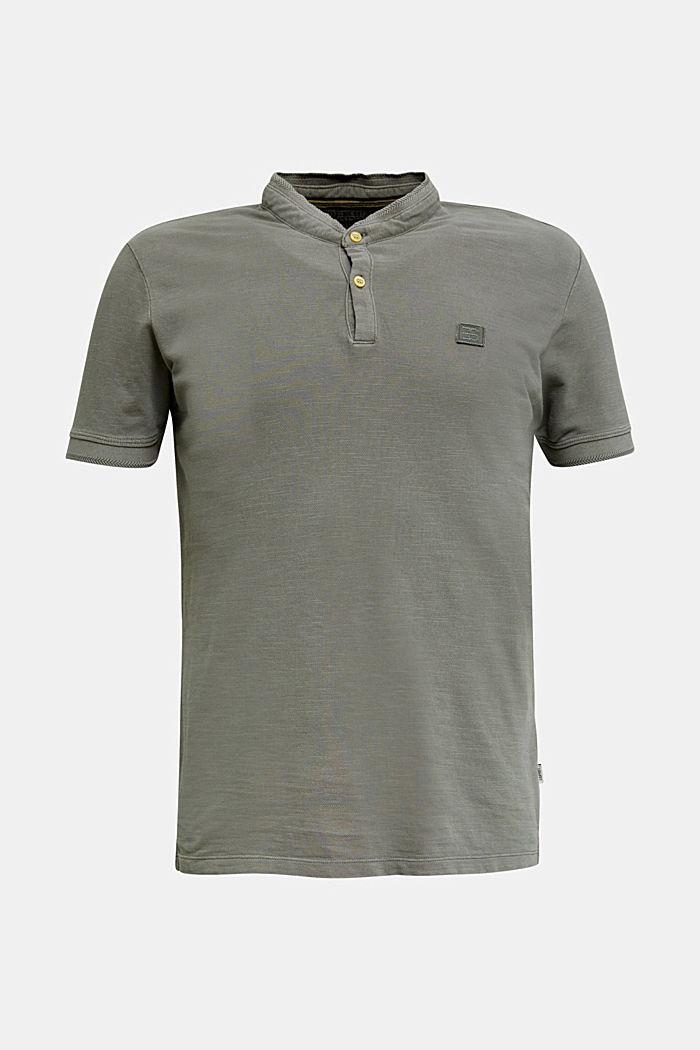 EarthColors®: piqué polo shirt