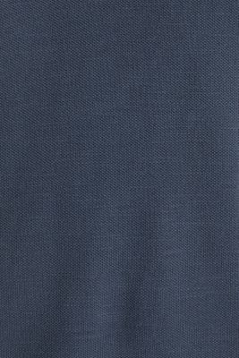EarthColors®: piqué polo shirt, NAVY 2, detail