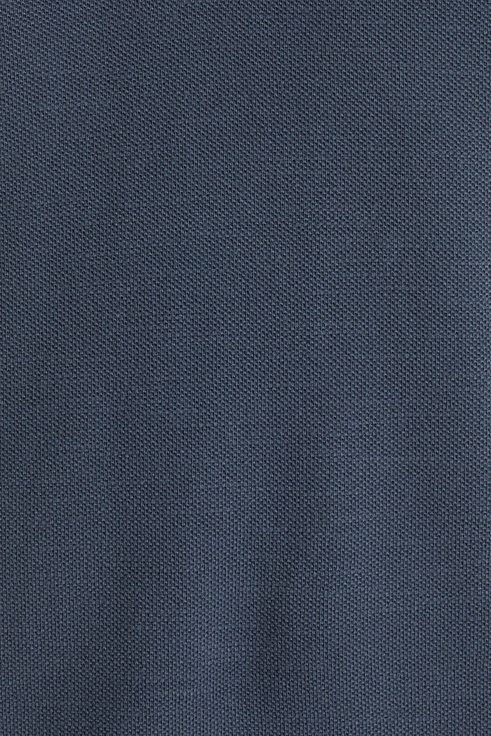 EarthColors®: piqué polo shirt, NAVY, detail image number 5