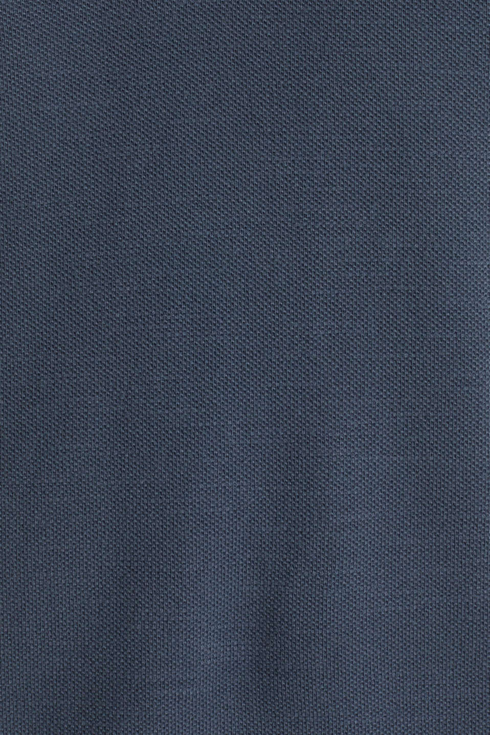 EarthColors®: piqué polo shirt, NAVY 2, detail image number 3
