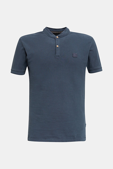 EarthColors®: piqué polo shirt