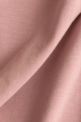 EarthColors®: piqué polo shirt, BLUSH, detail