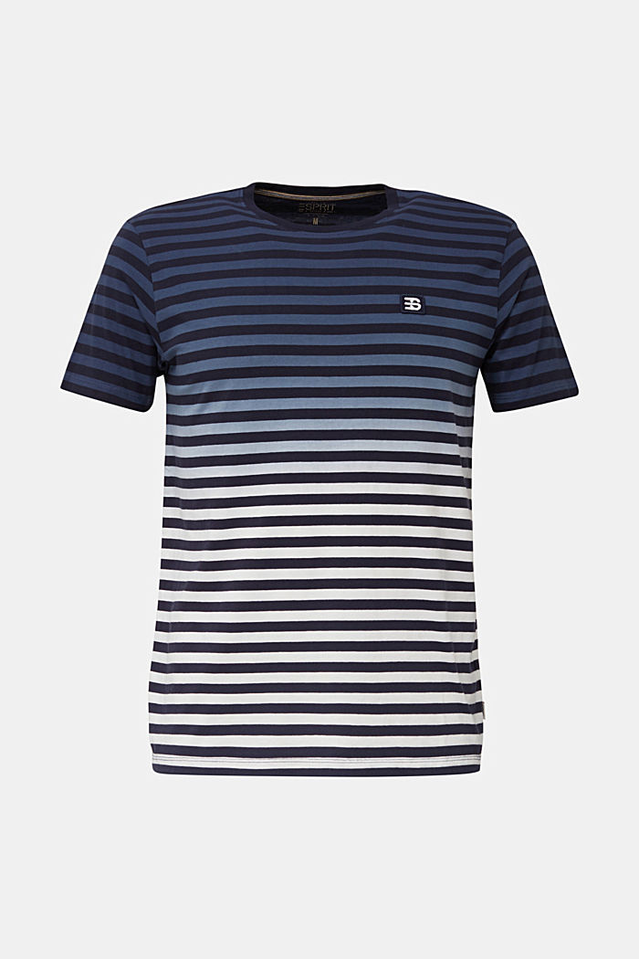 Jersey T-shirt in 100% cotton, NAVY, detail image number 7