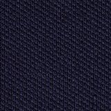 Stretch cotton piqué polo shirt, NAVY, swatch