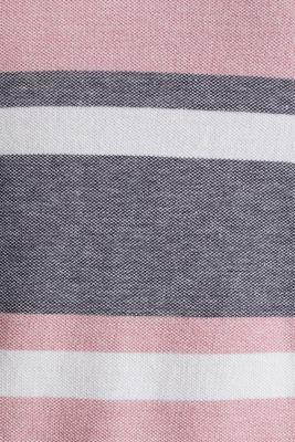 Piqué polo shirt in 100% cotton, NAVY 3, detail