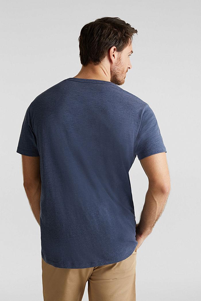 Printed jersey T-shirt, NAVY, detail image number 3