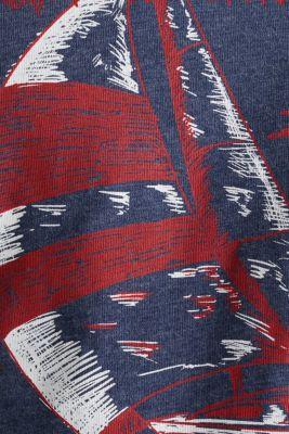 Printed jersey T-shirt, NAVY 5, detail